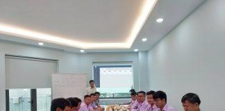 Bàn giao phần mềm quản lý doanh nghiệp tại công ty giám định worldcontrol